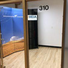 MEIA New Office